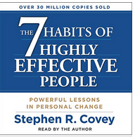 7 habits of highly successful people audiobook book