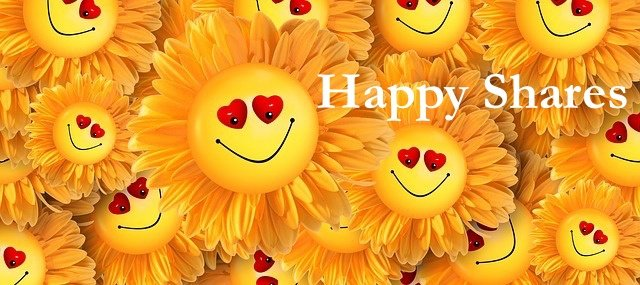 Smiley daisies Happy Share