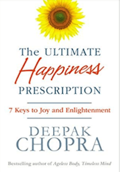 Chopra Happiness book paperback