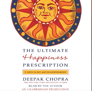 Chopra Audible book the Ultimate Happiness Prescription