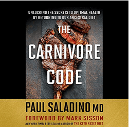 carnivore code audio book