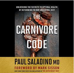 carnivore code audio book