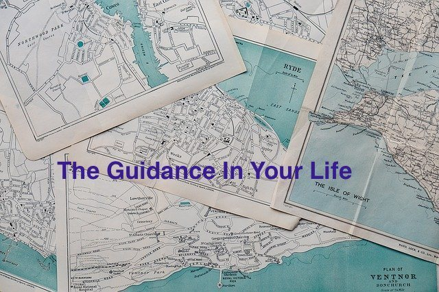 Many maps for guidance